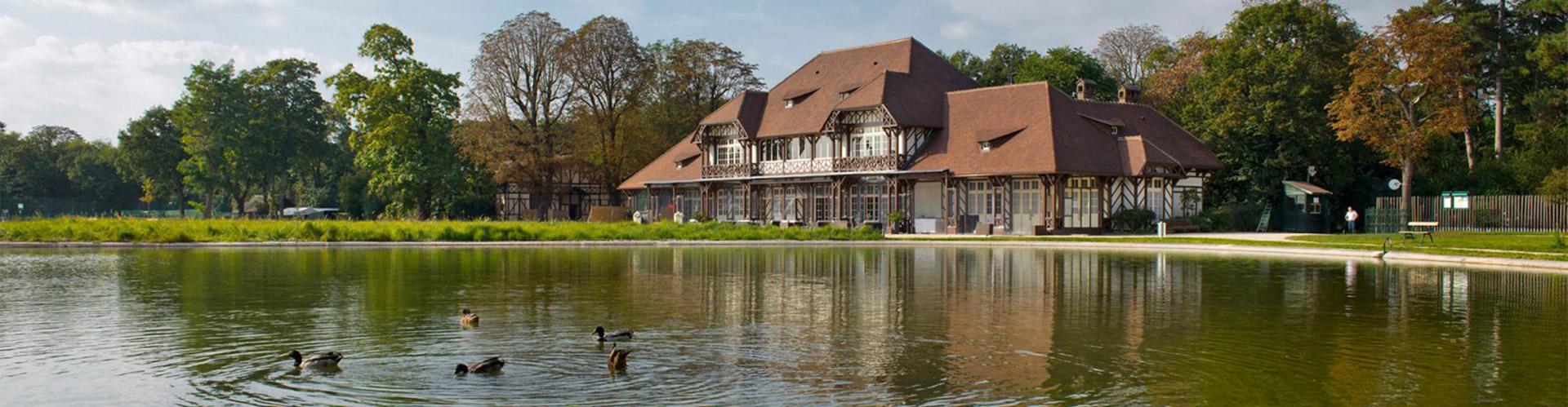 Le Cyberwomanday aux Pavillons des étangs, Paris