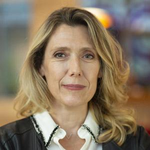 Christelle Wozniak, SNCF, sponsor du Cyberwomenday