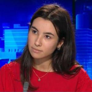 Anna DEROYAN, prix Coup de Coeur du Cefcys du Cyberwomenday