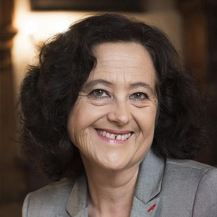 Solange GHERNAOUTI, prix de la Femme Cyber Dirigeante ou Entrepreneure du Cyberwomenday