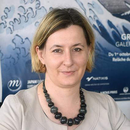 Hélène BRISSET, membre du jury du Cyberwomenday