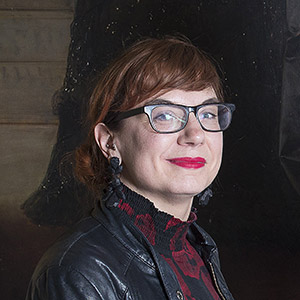 Phedra CLOUNER, member of the jury of Cyberwomenday