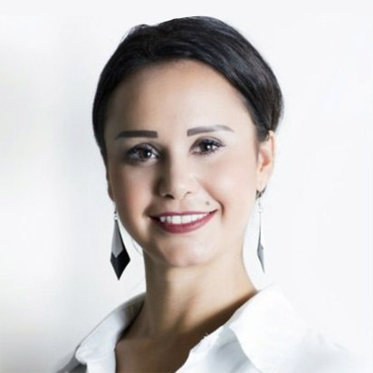 Magda CHELLY, member of the jury of Cyberwomenday