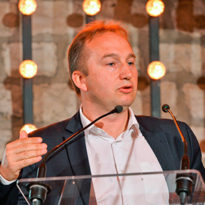 SOPRA-STERIA_Fabien LECOQ, sponsor of the Cyberwomenday